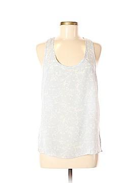 Bella Luxx Sleeveless Silk Top Size M