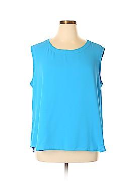 Anne Klein Sleeveless Blouse Size 2X (Plus)