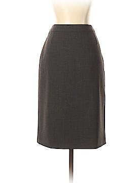HUGO by HUGO BOSS Wool Skirt Size 6