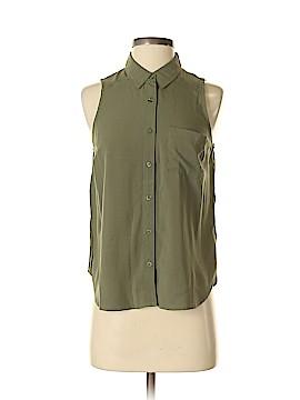 Arizona Jean Company Sleeveless Blouse Size S