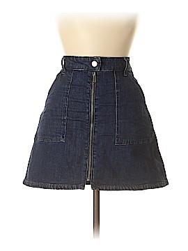 Madewell Denim Skirt 27 Waist