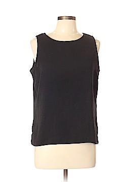 Jaclyn Smith Sleeveless Blouse Size L