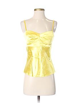 Mint Sleeveless Silk Top Size 2