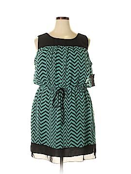 En Focus Casual Dress Size 20W (Plus)
