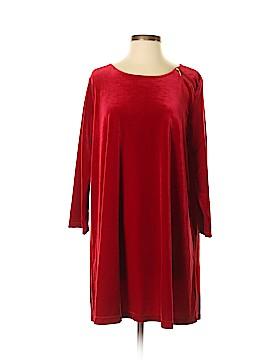 Joan Vass Casual Dress Size 10 (2)