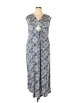 Fashion Bug Casual Dress Size 3X (Plus)