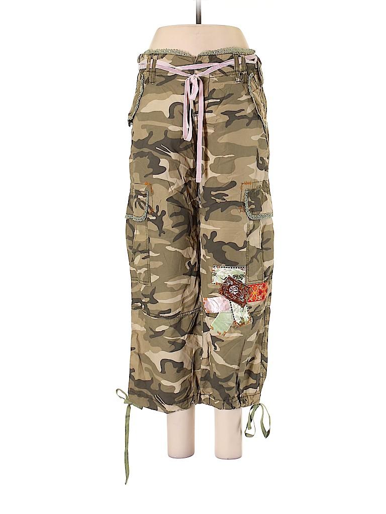 751aaf12 Miss Me Camo Green Cargo Pants Size M - 71% off | thredUP