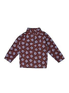 I Play Fleece Jacket Size 18 mo