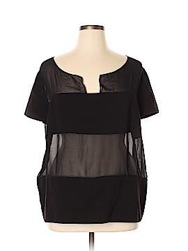 ASOS Short Sleeve Blouse Size 14
