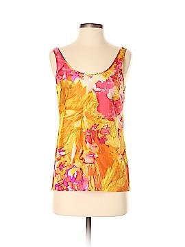 J. Crew Factory Store Sleeveless Silk Top Size 2