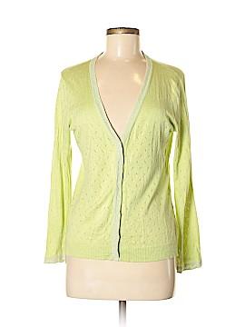Sigrid Olsen Silk Cardigan Size M