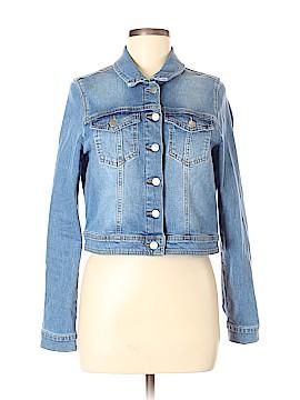 Seraphine Denim Jacket Size 8 (Maternity)