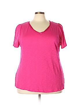 INC International Concepts Short Sleeve T-Shirt Size 3X (Plus)