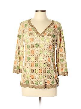 Sigrid Olsen Pullover Sweater Size L