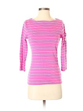 Lauren by Ralph Lauren 3/4 Sleeve T-Shirt Size S