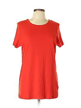 Lands' End Short Sleeve T-Shirt Size L (Tall)