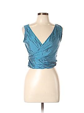 Ann Taylor LOFT Sleeveless Silk Top Size 10
