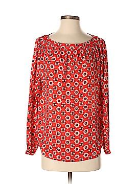 Ann Taylor LOFT Outlet Long Sleeve Blouse Size S (Petite)