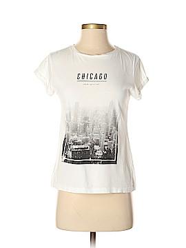 Mango Short Sleeve T-Shirt Size S