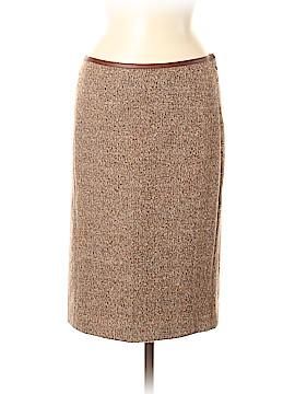 Equipment Wool Skirt Size 6