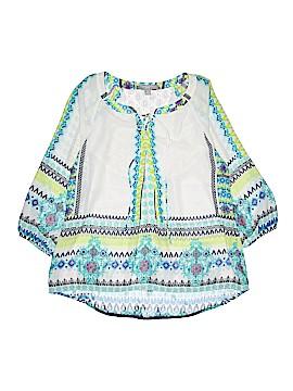 Valerie Stevens 3/4 Sleeve Blouse Size XL (Petite)