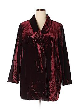 Eileen Fisher Jacket Size 2X (Plus)