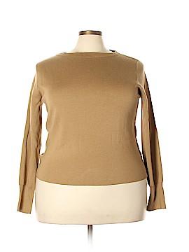 J. Crew Wool Pullover Sweater Size XXL
