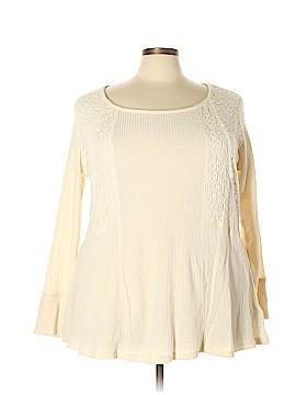 Keren Hart Pullover Sweater Size 2X (Plus)