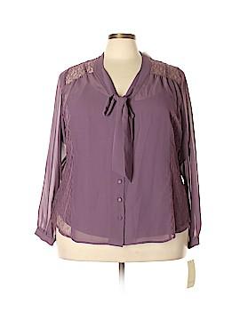 Sejour 3/4 Sleeve Blouse Size 20 (Plus)