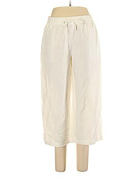 Coldwater Creek Linen Pants Size 10 - 12