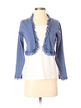 Sunny Leigh Silk Cardigan Size M