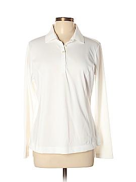 Nike Golf Long Sleeve Polo Size L