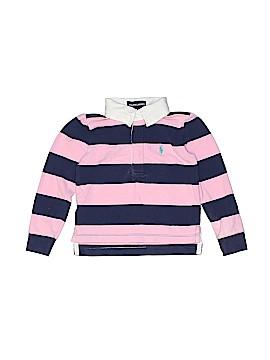 Ralph Lauren Long Sleeve Polo Size 3