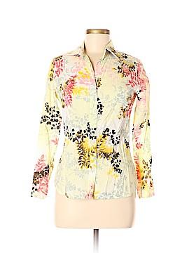 Paul & Joe Long Sleeve Button-Down Shirt Size Med (2)