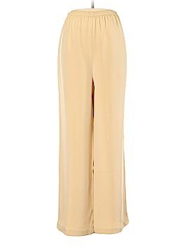 Eskandar Silk Pants Size 12 (2)
