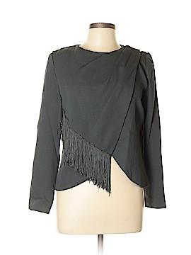 Thakoon Long Sleeve Blouse Size 4