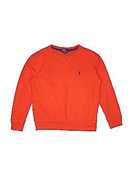 Polo by Ralph Lauren Sweatshirt Size 8