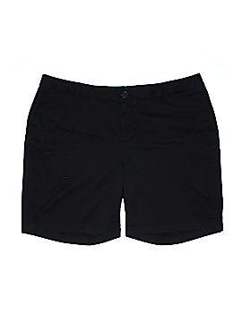 Sejour Khaki Shorts Size 20W (Plus)