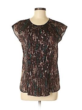Talbots Short Sleeve Blouse Size 8