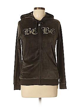 BCBGMAXAZRIA Zip Up Hoodie Size M