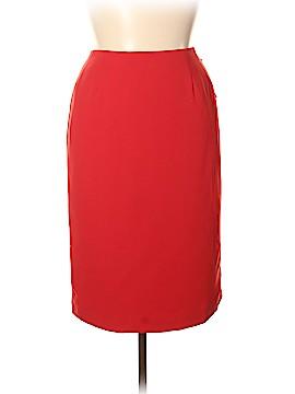 Larry Levine Casual Skirt Size 18 (Plus)