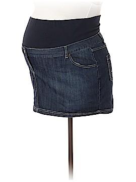 JoJo Maman Bebe Denim Skirt Size 16 (Maternity)