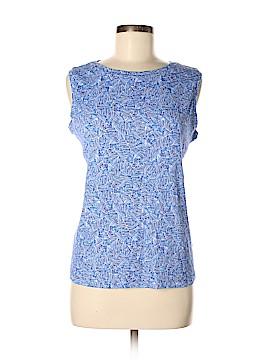Croft & Barrow Sleeveless T-Shirt Size L