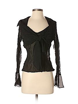 Kaelyn-Max Long Sleeve Blouse Size S