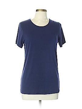 White + Warren Short Sleeve T-Shirt Size L