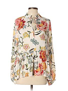 Ann Taylor LOFT Long Sleeve Blouse Size 7