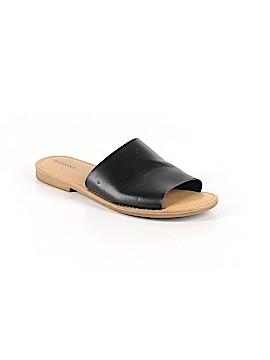 Merona Sandals Size 8