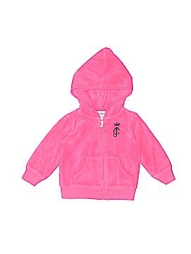 Juicy Couture Fleece Jacket Size 12 mo