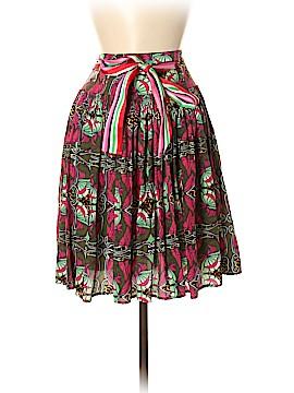 Oilily Silk Skirt Size 38 (EU)