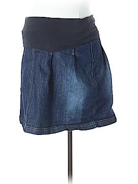 JoJo Maman Bebe Denim Skirt Size 8 (Maternity)